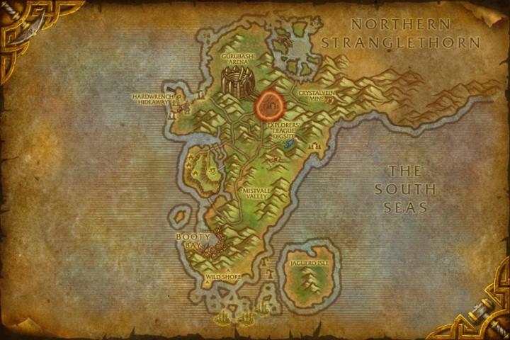 Dragon Soul Raid Location: Eastern Kingdoms