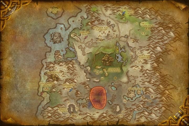 image world maps